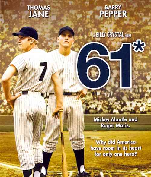 61 BY JANE,THOMAS (Blu-Ray)