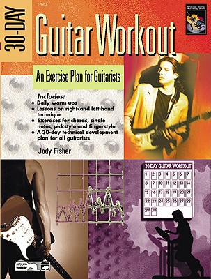 30-Day Guitar Workout By Fisher, Jody